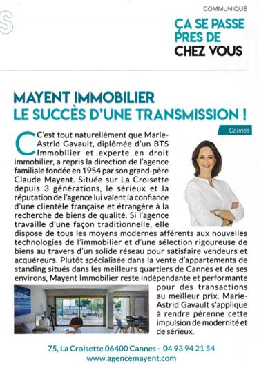 Photos Article Agence Mayent dans Paris Match