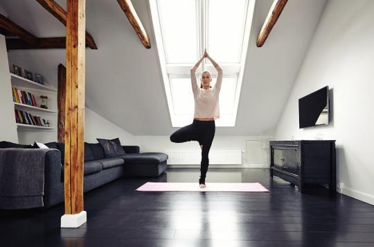 Photos Quand le yoga devient notre meilleur allié pendant le confinement