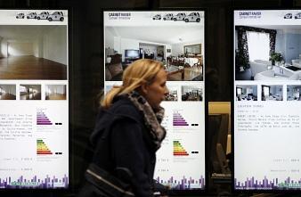 Photos Premiers effets du COVID-19 sur le marché Marché de l'immobilier