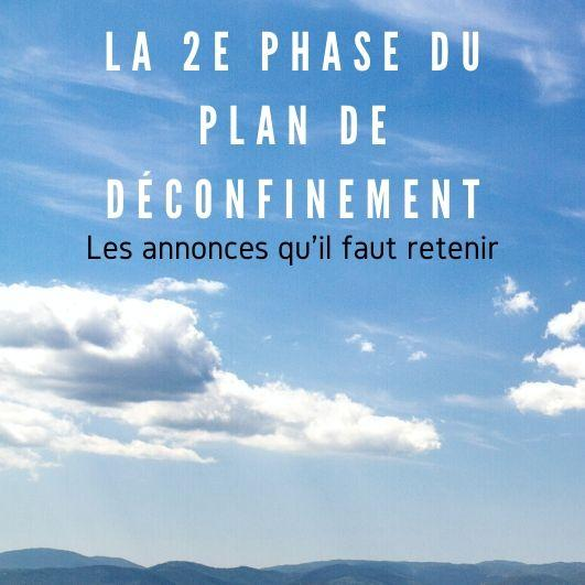 Photos 2ieme Phase du Plan de Déconfinement en France