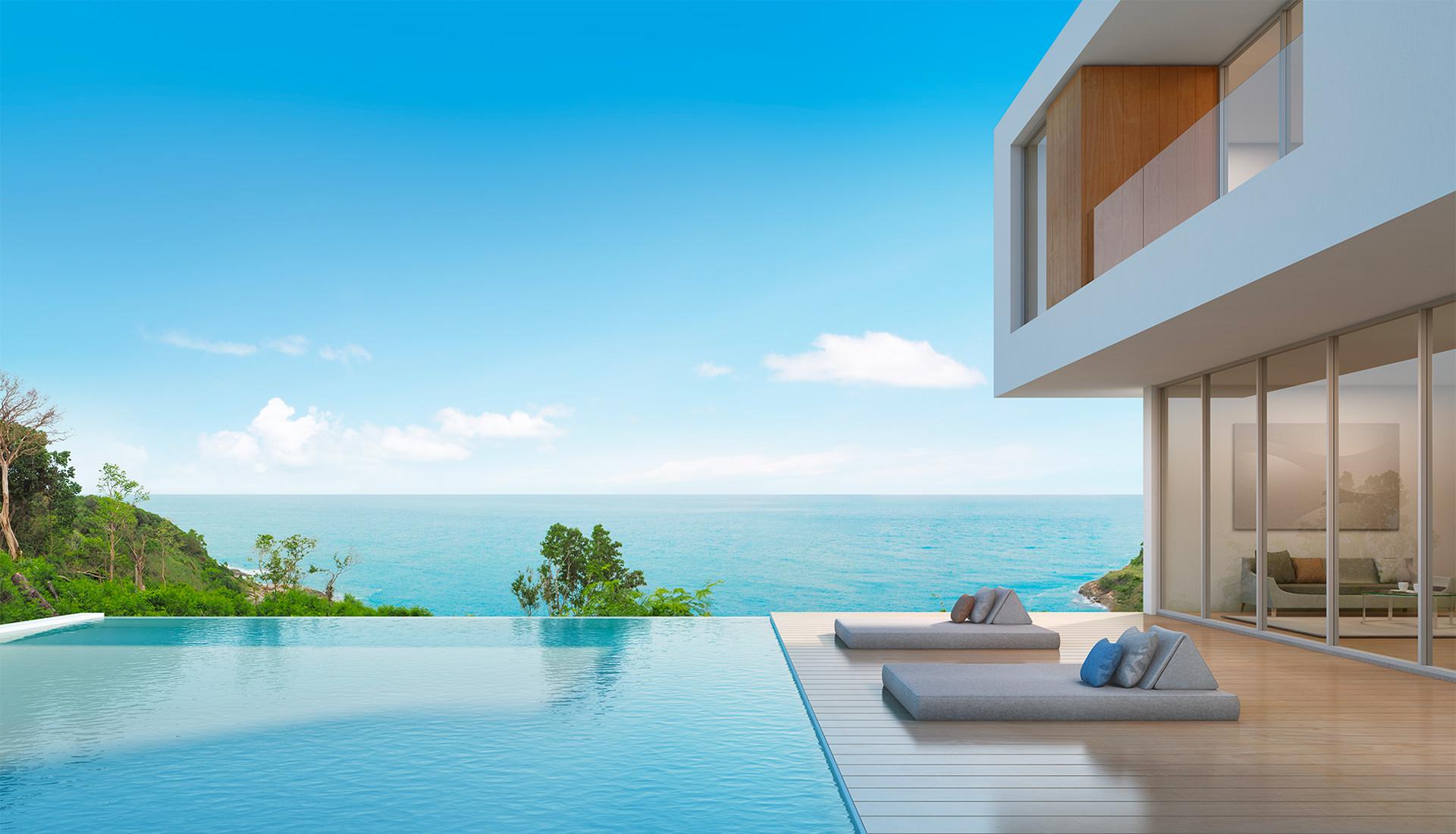 Photo 1 AZUR VILLA, agence spécialisée dans la vente et la location de villas de luxe dans le Golfe de Saint-Tropez