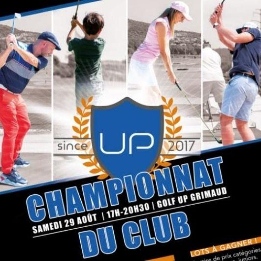 Photos Golf tournament on 29th of August of the Golf Up in Grimaud postponed