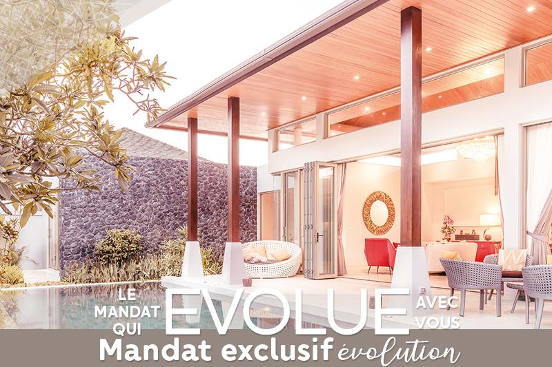 Photos Nouveau Mandat Exclusif Evolution