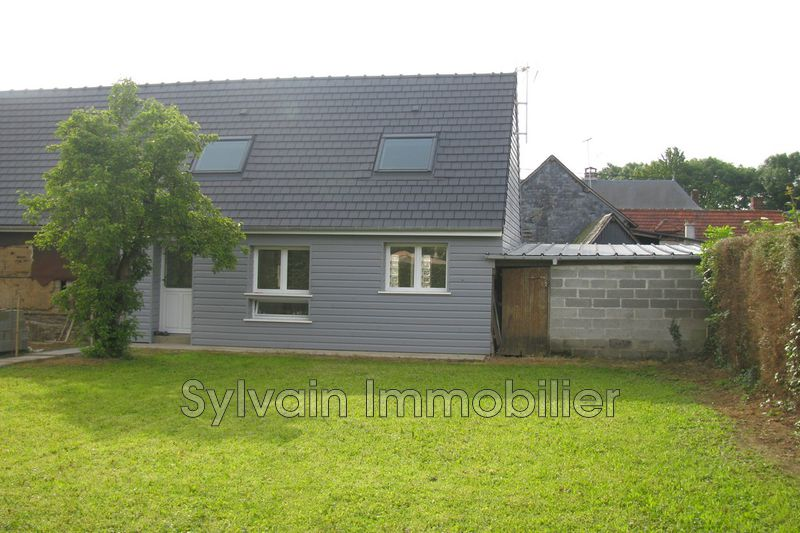 Photo n°1 - Location maison Feuquières 60960 - 460 €
