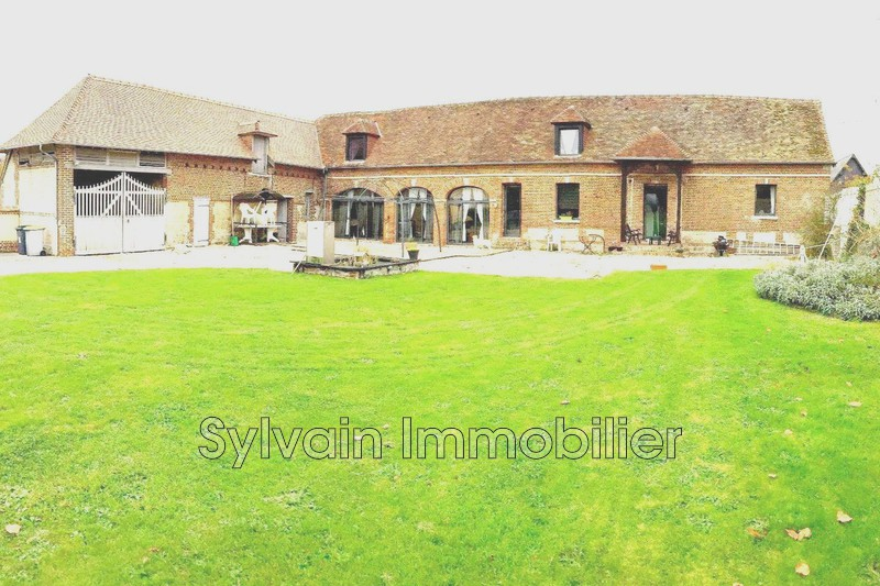 Photo Propriété Gournay-en-Bray Gournay en bray,   achat propriété  4 chambres   145m²