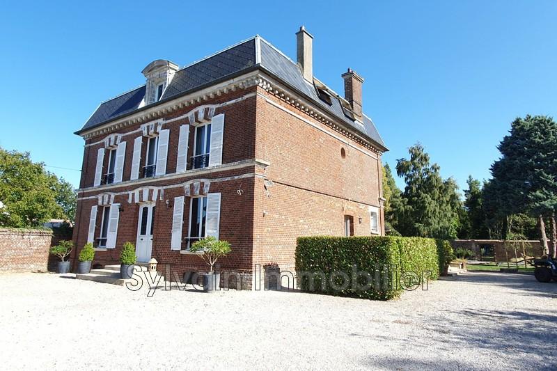 Photo Propriété Proche de Marseille-en-Beauvaisis Marseille en beauvaisis,   achat propriété  4 chambres   277m²
