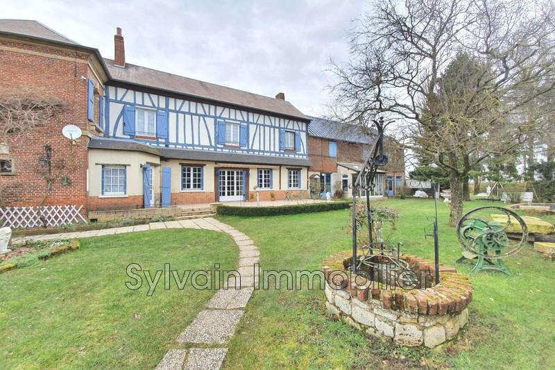 Photo Maison Crèvecoeur-le-Grand Crevecoeur le grand,   achat maison  5 chambres   194m²