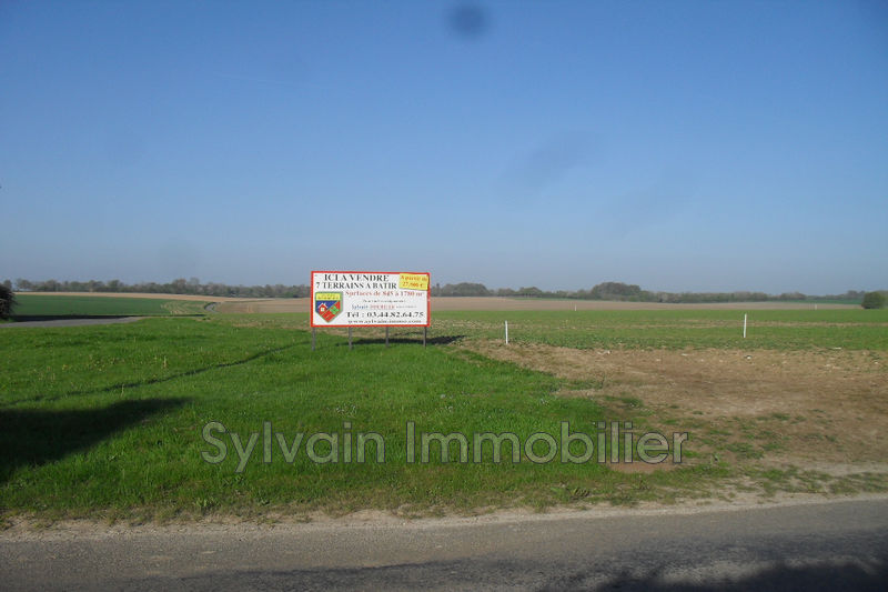 Photo Land Ernemont-Boutavent Ernemont boutavent,   to buy land   1028 m²