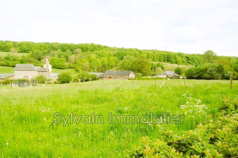 Photo Land Criquiers Criquiers,   to buy land   1481m²