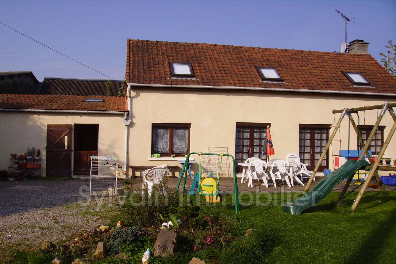 Maison grandvilliers grandvilliers achat maison 2 for Garage mini beauvais