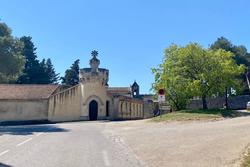 Location saisonnière maison de campagne Boulbon