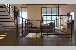 Vente maison contemporaine Beausoleil
