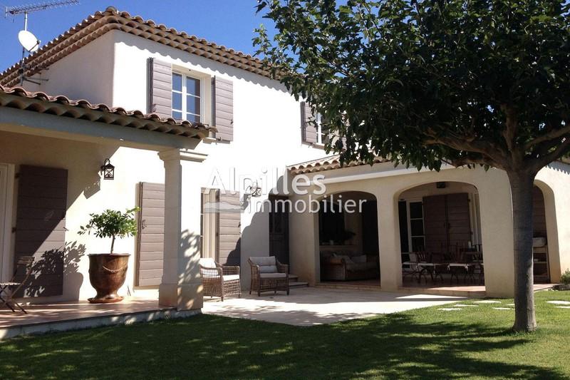 Villa Maussane-les-Alpilles   achat villa  3 chambres   174m²