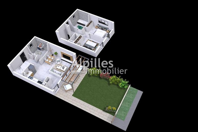 Villa Mouriès Centre-ville,   to buy villa  2 bedroom   73m²
