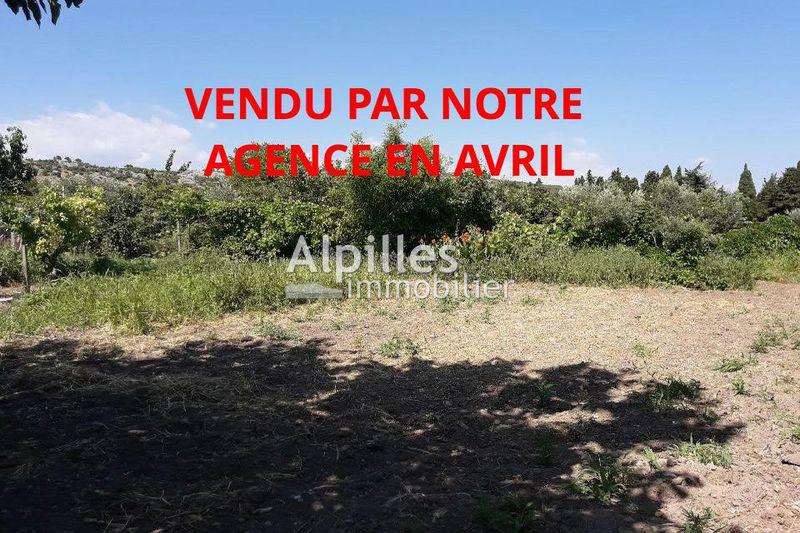 Photo Terrain à bâtir Mouriès   achat terrain à bâtir   600m²