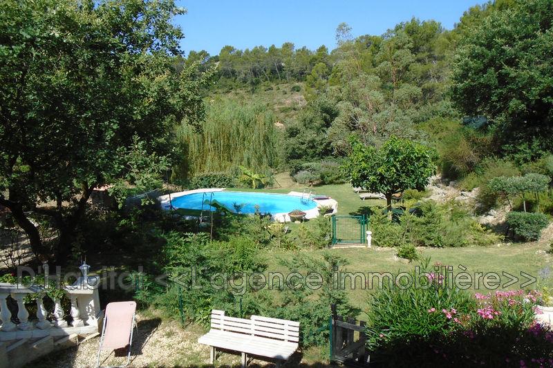 Photo Villa provençale Cabasse Saint loup l' issard,   achat villa provençale  5 chambres   205m²