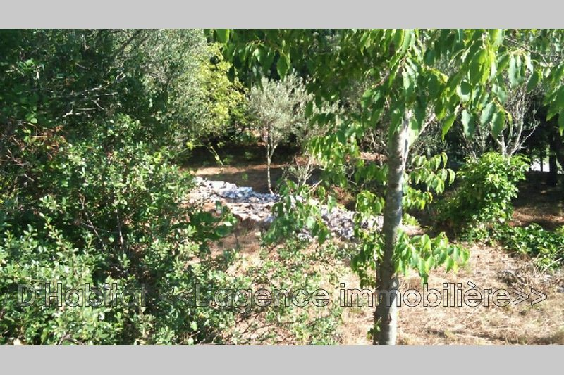 Photo n°3 - Vente terrain à bâtir Besse-sur-Issole 83890 - 159 000 €
