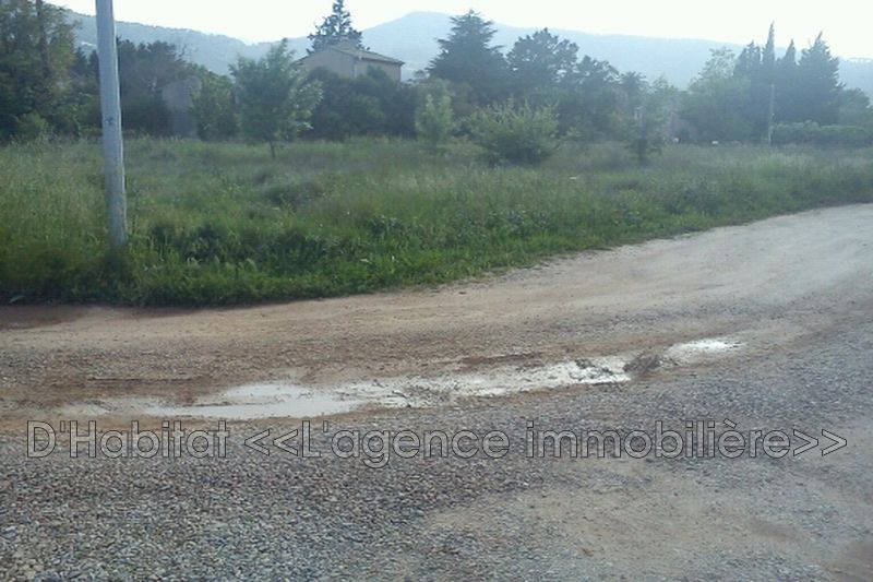 Photo n°2 - Vente terrain constructible Solliès-Pont 83210 - 264 000 €
