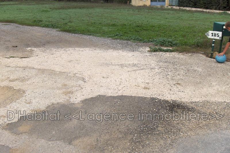 Photo n°3 - Vente terrain à bâtir La Roquebrussanne 83136 - 110 000 €