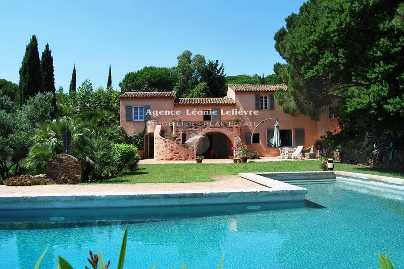 Photo House Sainte-Maxime   to buy house  6 bedrooms   287 m²