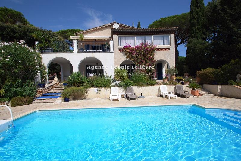 Photo Villa Les Issambres   achat villa  4 chambres   150m²