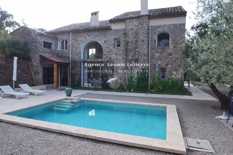 Photo Stone house Sainte-Maxime   to buy stone house  3 bedrooms   220 m²