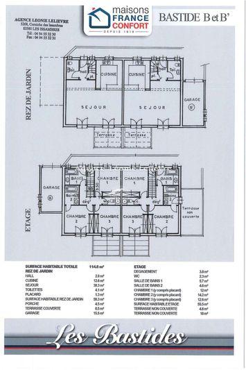 Photo n°4 - Vente maison Les Issambres 83380 - 430 000 €