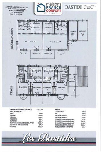 Photo n°3 - Vente maison Les Issambres 83380 - 455 000 €