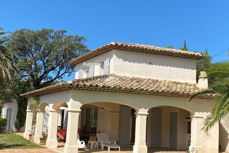 Photo Villa Sainte-Maxime   achat villa  3 chambres   180m²