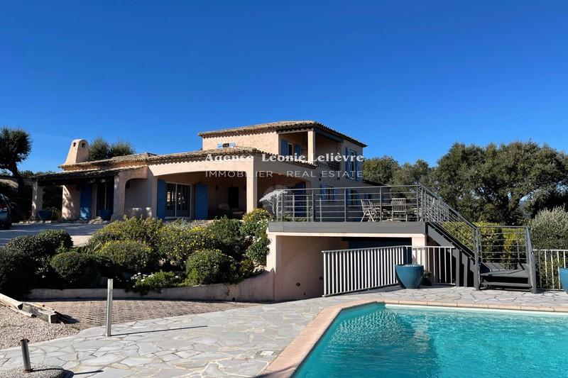 Photo Villa Sainte-Maxime   achat villa  4 chambres   170m²