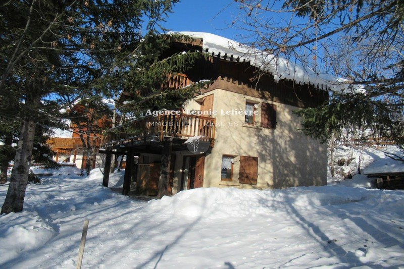 Photo Chalet Allos   achat chalet  5 chambres   128 m²