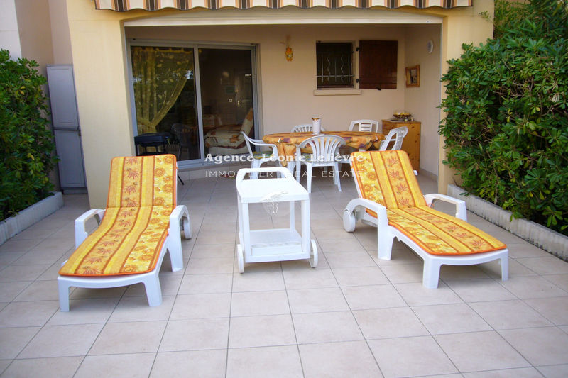 Photo Apartment Les Issambres   to buy apartment  2 rooms   28 m²