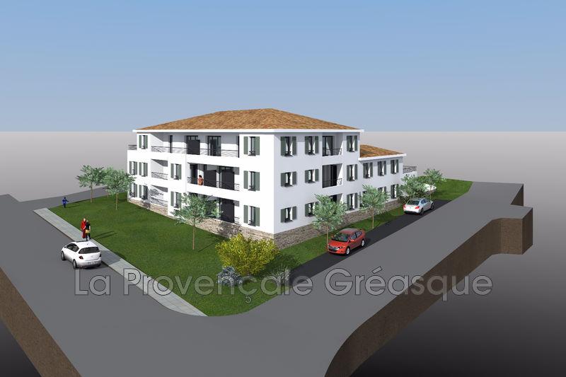 appartement  2 pièces  Gréasque   44m² -