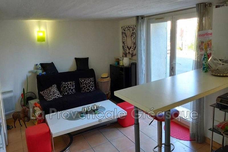 Photo n°2 - Vente appartement Gréasque 13850 - 144 000 €