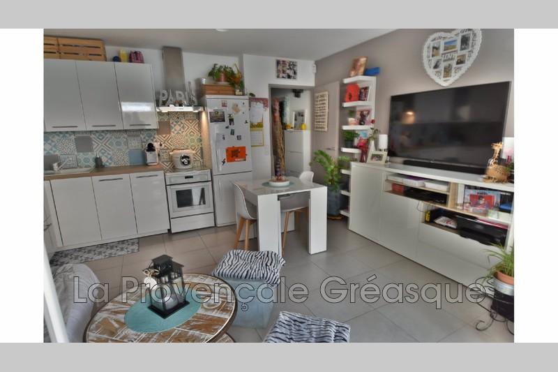 appartement  studio  Rousset   28m² -