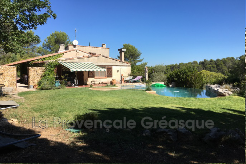 Photo Villa provençale Mimet   achat villa provençale  3 chambres   135m²