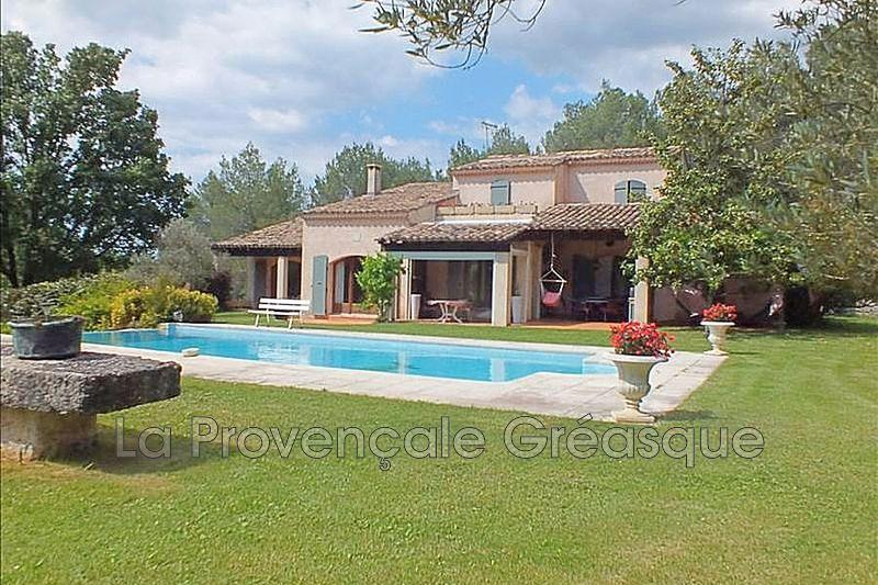 Photo Maison Fuveau   achat maison  4 chambres   190m²
