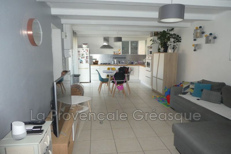 Photo n°1 - Vente maison Gréasque 13850 - 269 000 €