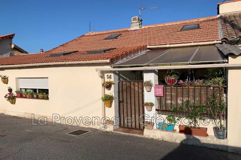 Photo n°1 - Vente maison de village Gréasque 13850 - 273 000 €