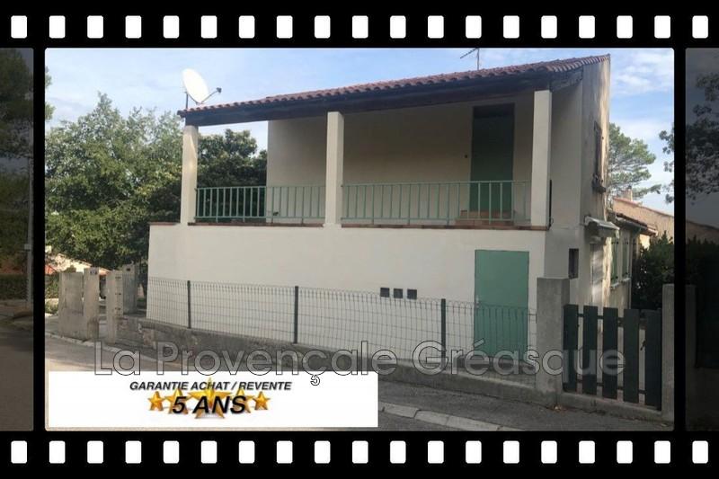 maison  4 pièces  Gréasque Village  90m² -