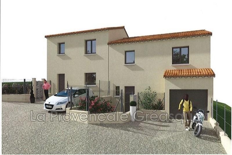 maison  4 pièces  Fuveau Village  90m² -