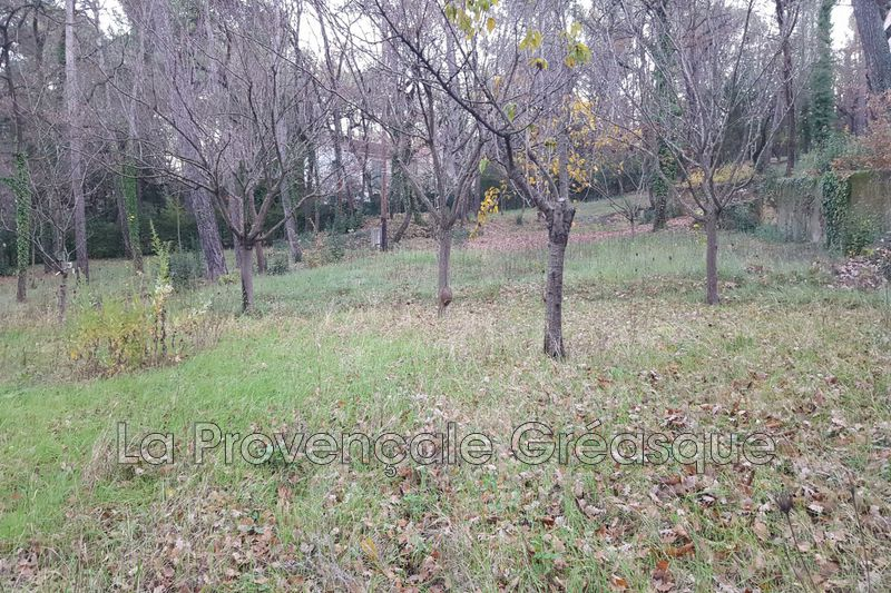 Photo Terrain à bâtir Gréasque   achat terrain à bâtir   538m²