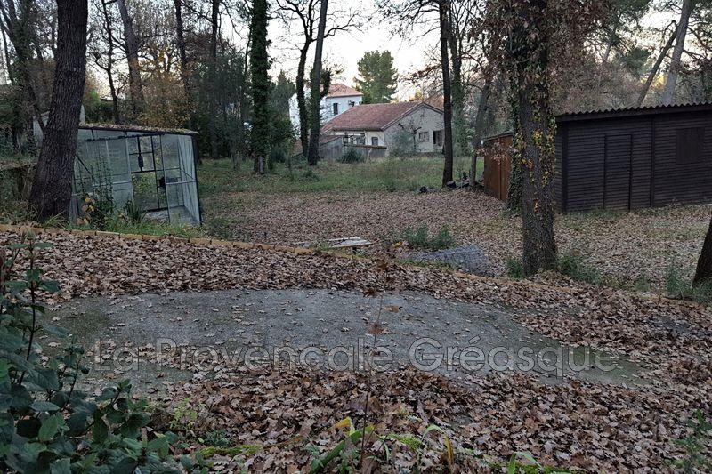 Photo Terrain à bâtir Gréasque   achat terrain à bâtir   537m²