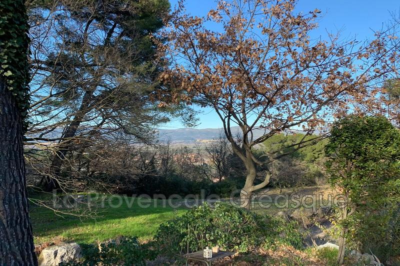 terrain  La Roque-d'Anthéron Campagne  1074m² -