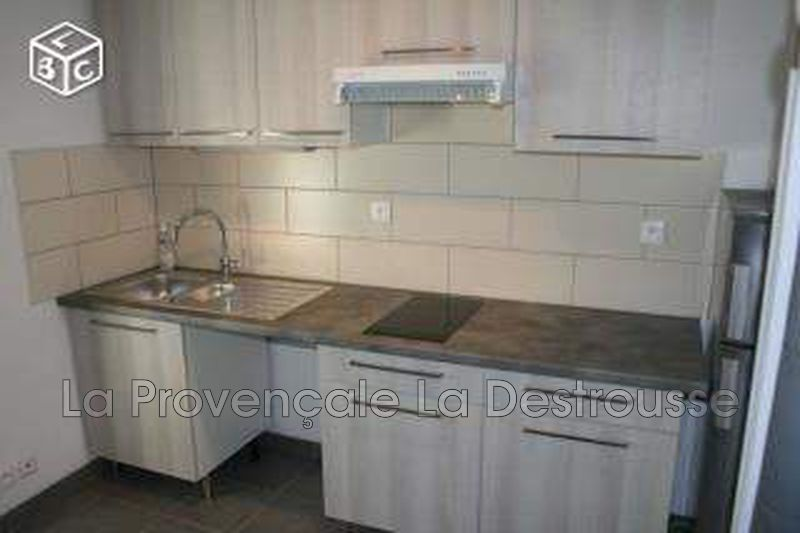 Photo n°2 - Location appartement La Bouilladisse 13720 - 480 €
