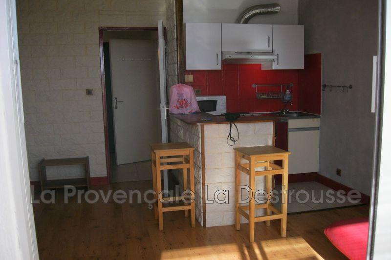 Photo Appartement La Ciotat  Location appartement  1 pièce   21m²