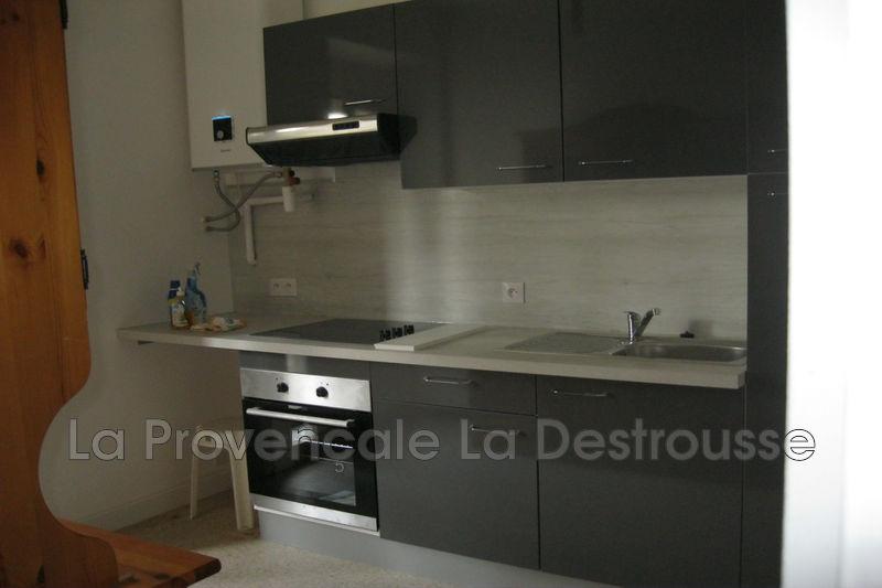 Photo n°4 - Location Appartement rez-de-jardin Gémenos 13420 - 890 €