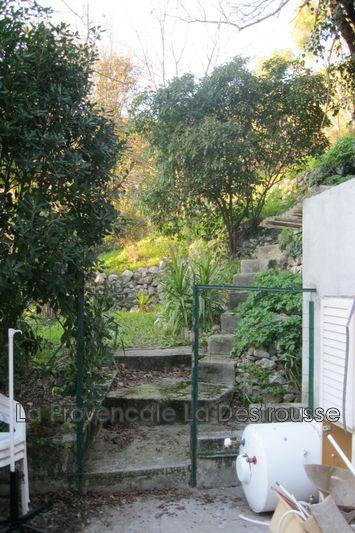 Photo n°2 - Location Appartement rez-de-jardin Gémenos 13420 - 890 €