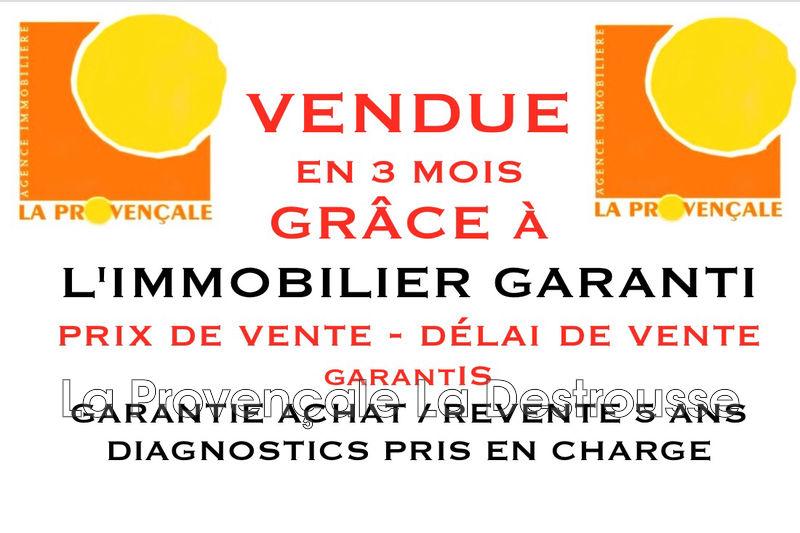 Photo n°1 - Vente maison de campagne La Bouilladisse 13720 - 329 000 €