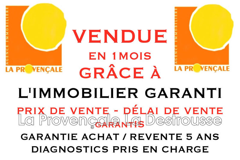 Photo n°1 - Vente maison La Bouilladisse 13720 - 420 000 €